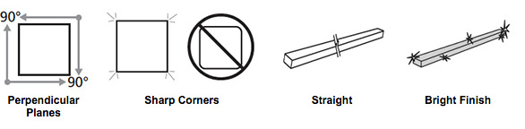 Attributes of bright finish steels