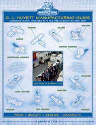 G.L. Huyett Manufacturing Capabilities - Sawing