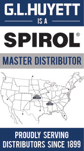 Master Distributor of Spirol. Proudly Serving Master Distributors Since 1899