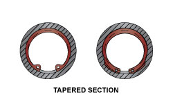 Retaining Rings Applications