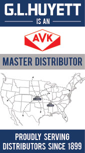 Master Distributor of AVK. Proudly Serving Master Distributors Since 1899.