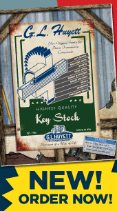 Key Stock Catalog - Order Now