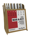 MAK-A-KEY Key Stock Assortment