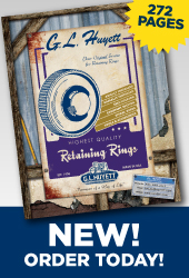 New Retaining Rings Catalog Available Now!