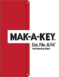 G.L. Huyett MAK-A-KEY™ Key Stock Catalog