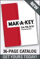 MAK-A-KEY Now Available