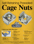 G.L. Huyett Cage Nuts Product Fact Sheet