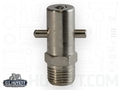 Pin Fitting 1/8-27NPTF BR NI